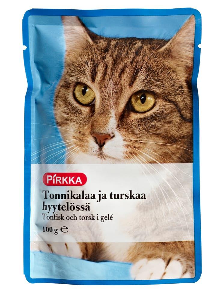 Pirkka kissanruoka