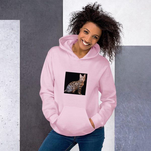 unisex heavy blend hoodie light pink front 60c8890f65c53