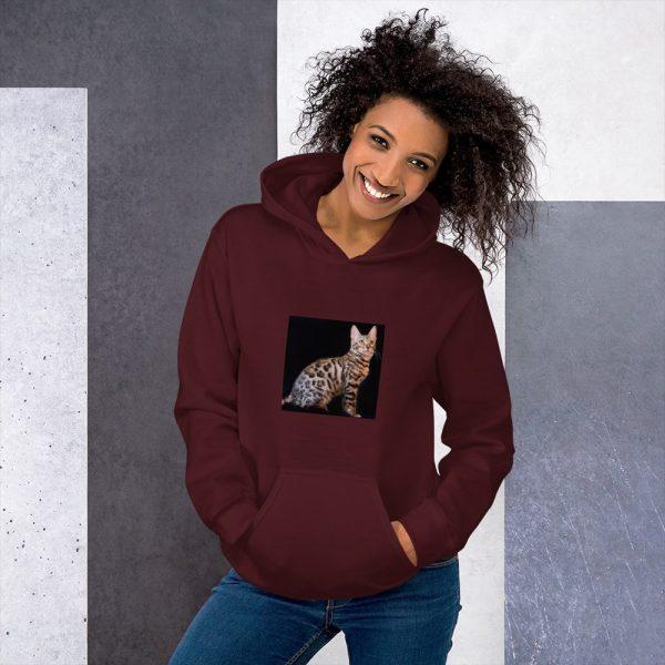unisex heavy blend hoodie maroon front 60c8890f5e375
