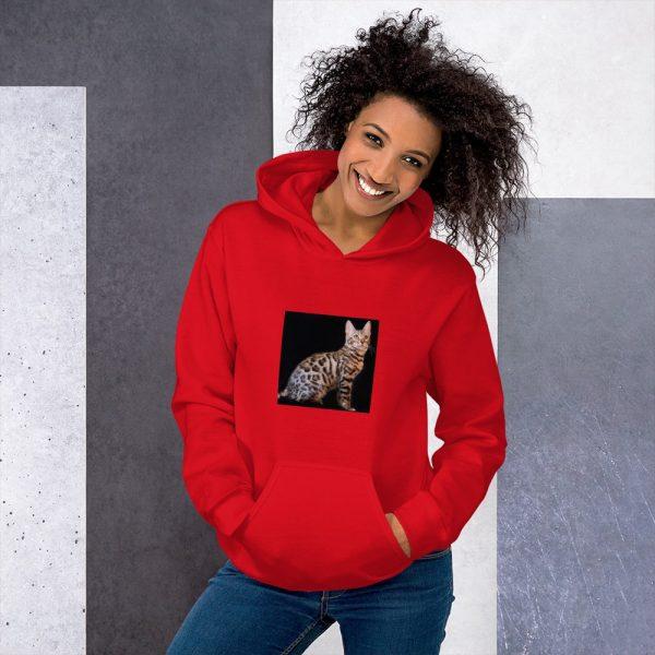 unisex heavy blend hoodie red front 60c8890f5ec39
